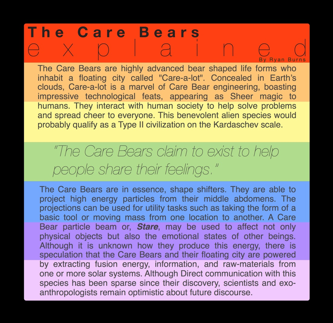 A Care Bear Theory